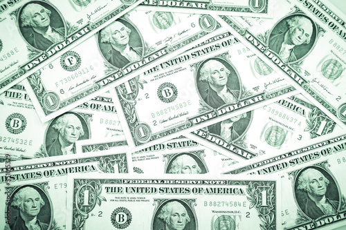 American one dollars