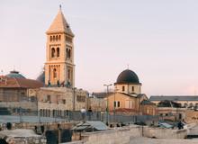 Jerusalem Old City, Christian ...