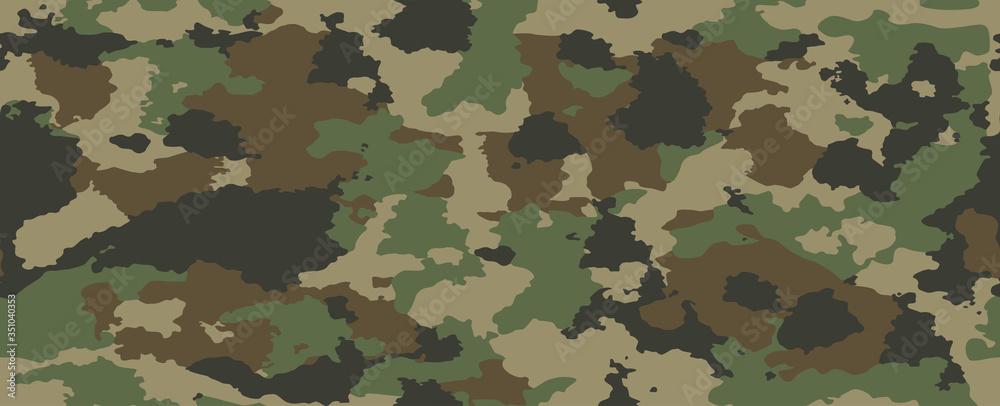 Fototapeta texture military camouflage repeats seamless army green hunting print