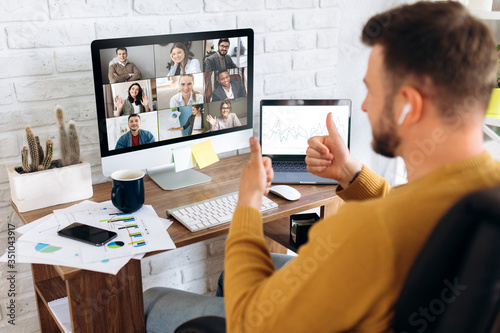 Canvas Video conference