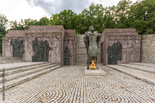 Fotografija Fortress of Bulgarian Tsar Samuel, Bulgaria