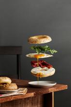 Bagel Sandwich 1