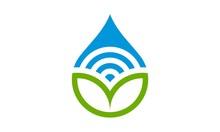 Water Drop Logo