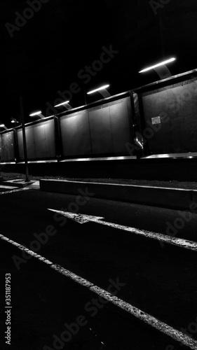 Fotografie, Obraz Illuminated Lights At Night
