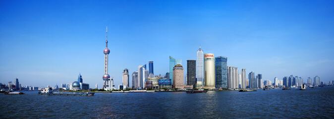 The Bund in Pudong, Shanghai