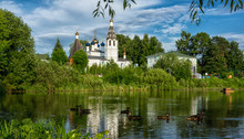 Church Of St. Nicholas In Mosc...