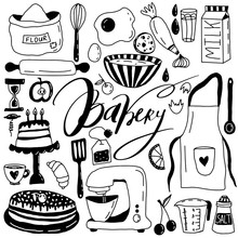 Collection Baking In Doodle St...