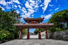 首里城公園の守礼門