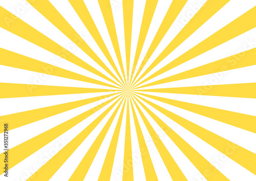 Obraz 太陽の光 背景 - fototapety do salonu
