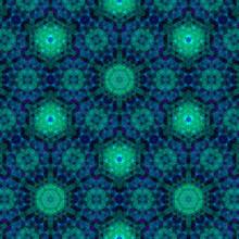 Kaléidoscope - Abstrait - Tur...