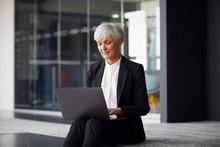 Portrait Of Senior Businesswom...
