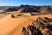 Africa, Algeria, Sahara, Tassi...