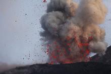 Indonesia, Anak Krakatau, Volc...