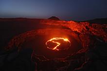 Ethiopia, Danakil, Lava Flow F...