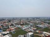 Fototapeta Do pokoju - aerial view of the city