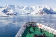 Antarktis, Auf dem Weg zur Nächsten Anlegebucht