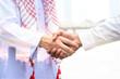 Close-up Of Men Doing Handshake