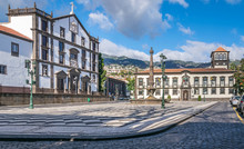 Praca Do Municipio, The Town H...