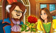 Cartoon Fairy Tale With Prince...