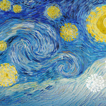 Van Gogh's The Starry Nigh...