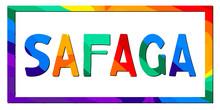 Safaga. Multicolored Bright Fu...