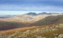 Summit Views Of Sca Fell, Scaf...