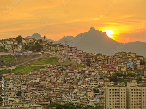 Photo Rio de Janeiro Favela