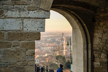 Bergamo The Ancient Gate Of Be...