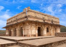 Exterior Of Ruined Palace At G...