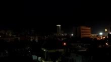 Tripoli Fireworks After Gaddaf...