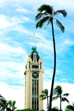 Honolulu, Hawaii, U.S.A. Aloha...