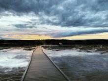 Paths Through Hot Water