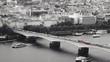 Westminster Bridge Over River In City