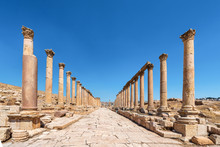 Ruins Of Ancient Greek Temple