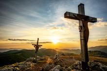 An Evocative Religious Cross O...