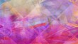 Pastel Pink and Orange Abstract Shifting Geometry - Abstract Background Texture