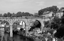 Knaresborough Train Bridge