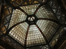 Low Angle View Of Parisi Udvar
