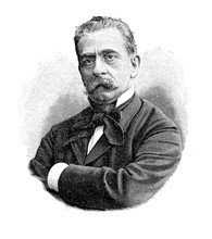 Engraving Portrait Of Paolo Fe...