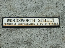 Wordsworth Street Formerly Leather Rag And Putty Street