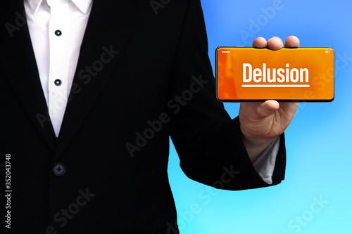 Delusion Canvas-taulu