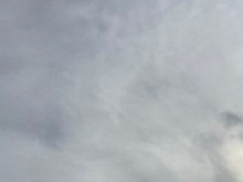 Dense Clouds In The Sky That I...