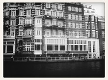 Low Angle View Of Hotel De Leu...