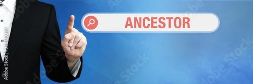 Photo Ancestor