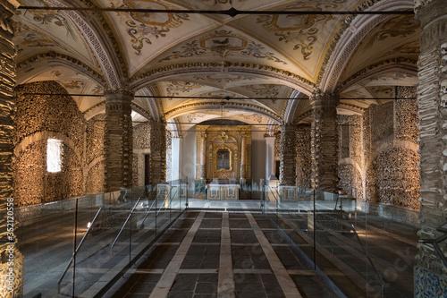 Fotografia Capela dos Ossos - Evora - Portugal
