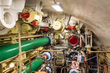 Submarine Inside