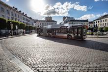 Place Du Luxembourg à Bruxelles