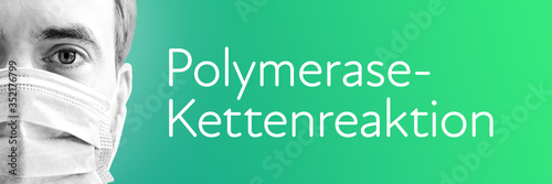 Polymerase-Kettenreaktion Canvas Print