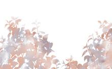 Hand Painted Lilac Bushes. Dec...
