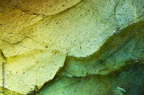 Labradorite macro detail Fototapet